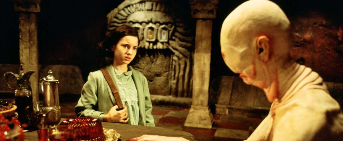 Pan's Labyrinth (2006) by The Critical Movie Critics