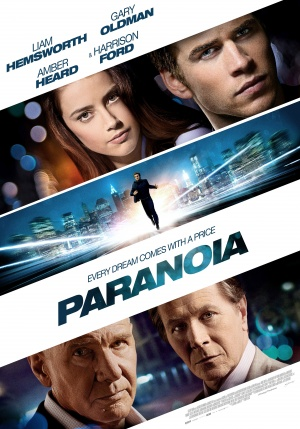 Paranoia (2013) by The Critical Movie Critics