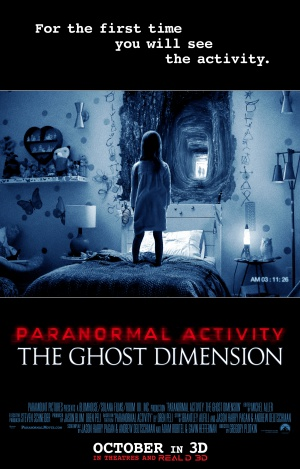 Paranormal Activity: The Ghost Dimension (2015) by The Critical Movie Critics