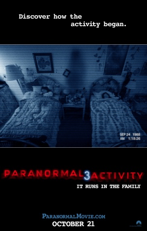 Paranormal Activity 3 (2011) by The Critical Movie Critics