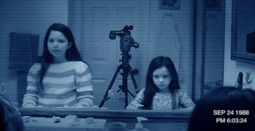 Movie Trailer:  Paranormal Activity 3 (2011)