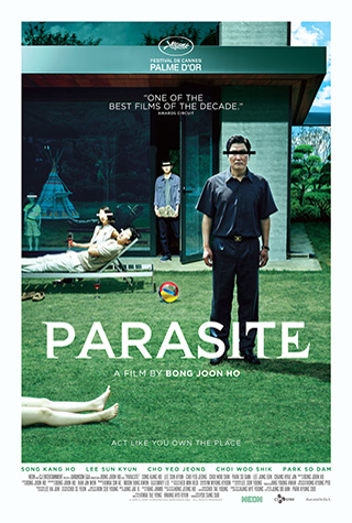 Parasite (2019) by The Critical Movie Critics