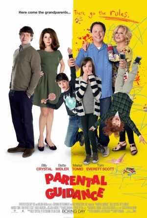 Parental Guidance (2012) by The Critical Movie Critics