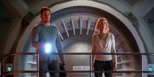 Movie Review:  Passengers (2016)