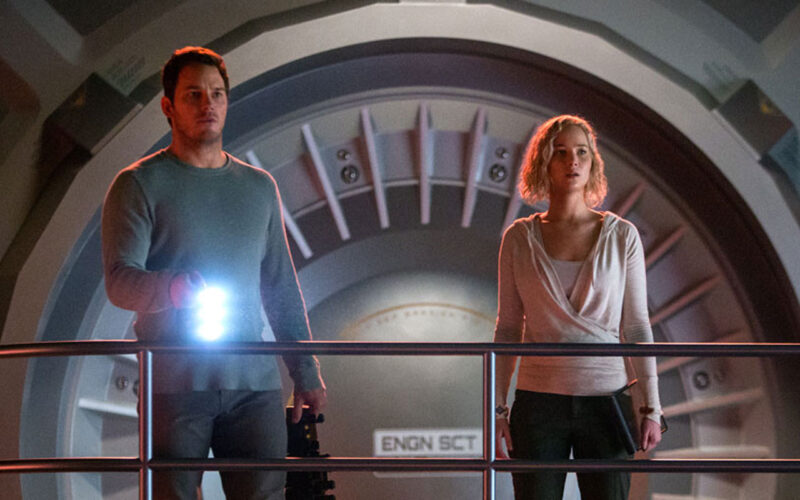 Passengers (2016) by The Critical Movie Critics