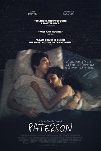 Paterson (2016) by The Critical Movie Critics