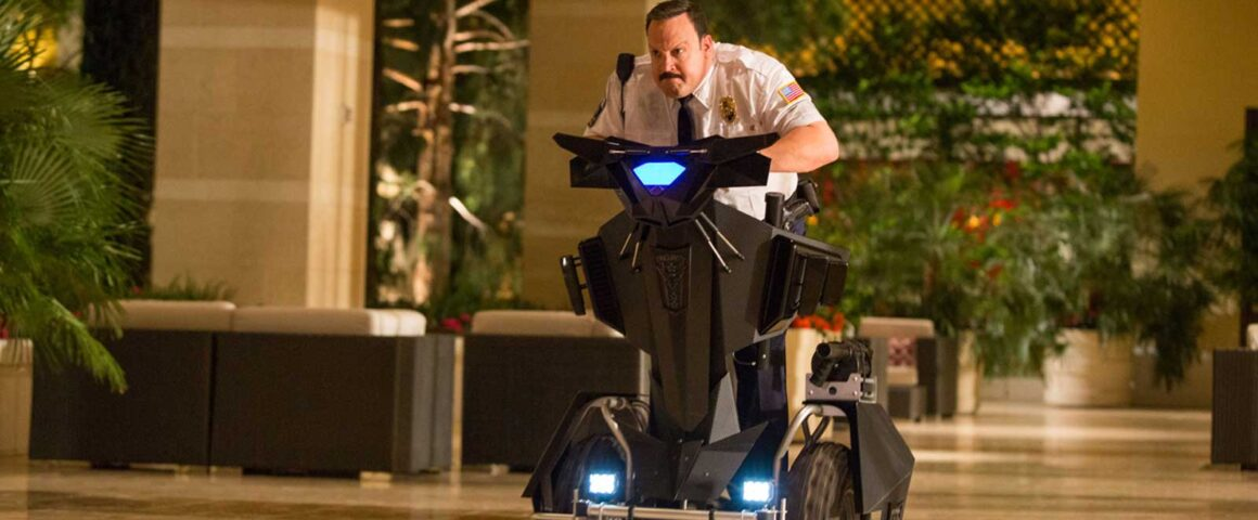 Paul Blart: Mall Cop 2 (2015) by The Critical Movie Critics