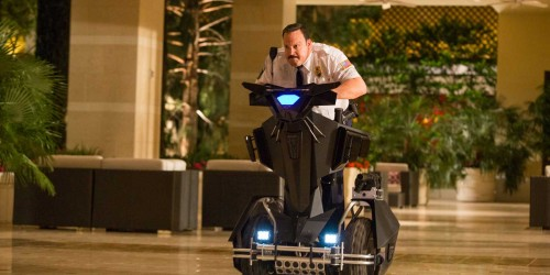 Movie Review:  Paul Blart: Mall Cop 2 (2015)