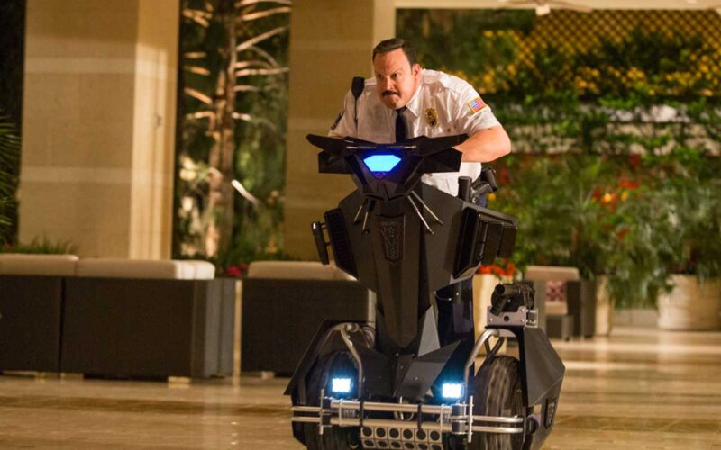 Paul Blart: Mall Cop 2 (2015) by The Critical Movie Critics