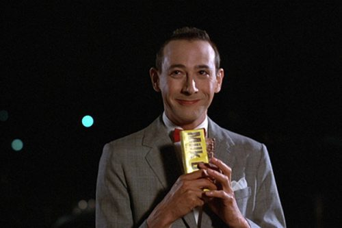 Pee Wee Herman – Top 10 Movie Nerds