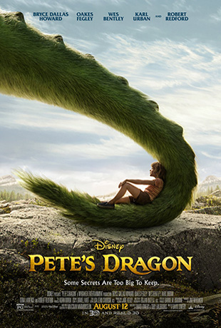 Pete's Dragon (2016) by The Critical Movie Critics