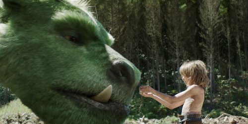 Movie Review:  Pete's Dragon (2016)