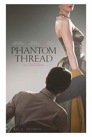 Phantom Thread (2017) by The Critical Movie Critics