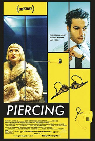 Piercing (2018) by The Critical Movie Critics