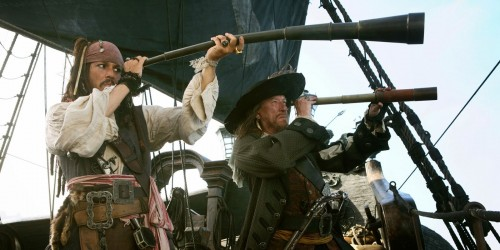 Movie Review:  Pirates of the Caribbean: At World's End (2007)