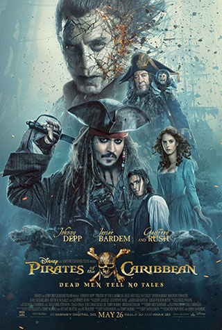 Pirates of the Caribbean: Dead Men Tell No Tales (2017) by The Critical Movie Critics