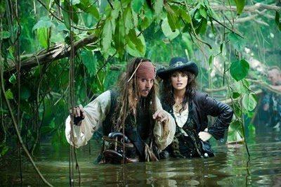 Movie Trailer:  Pirates of the Caribbean: On Stranger Tides (2011)
