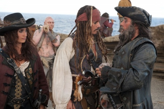 Pirates of the Caribbean: On Stranger Tides (2011) by The Critical Movie Critics