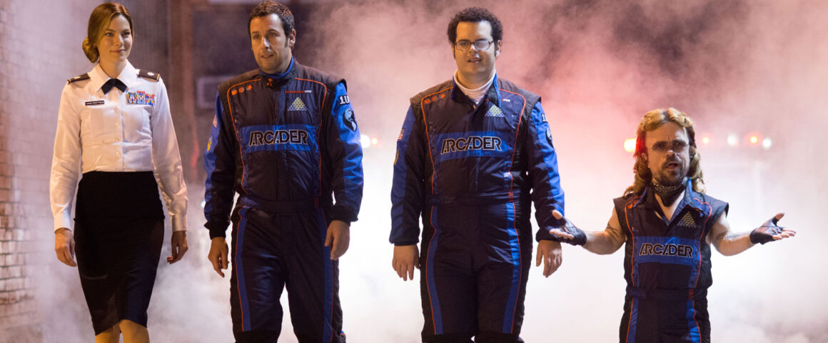Pixels (2015) by The Critical Movie Critics