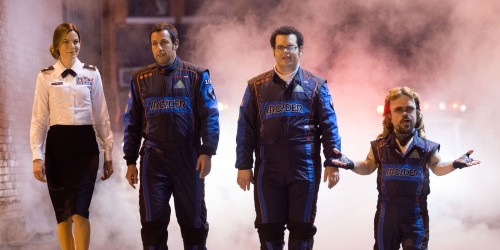 Movie Review:  Pixels (2015)