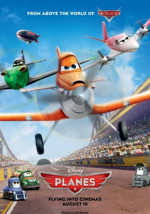 Planes (2013) by The Critical Movie Critics