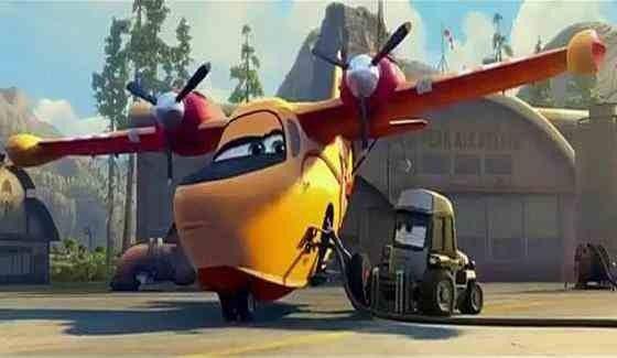 Planes: Fire & Rescue (2014) by The Critical Movie Critics