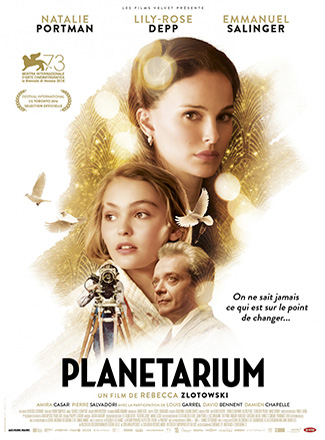 Planetarium (2016) by The Critical Movie Critics