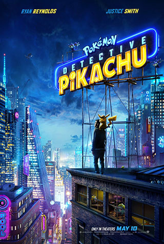 Pokémon Detective Pikachu (2019) by The Critical Movie Critics