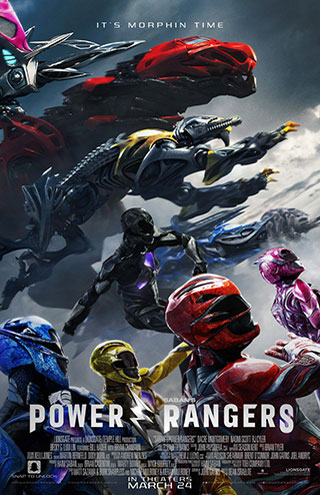 Power Rangers (2017) by The Critical Movie Critics