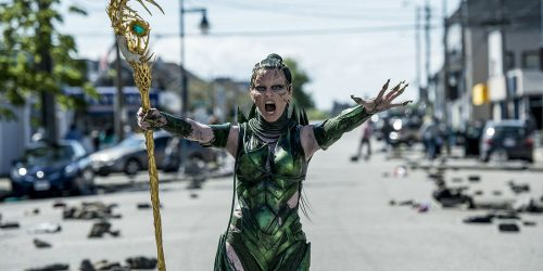 Movie Review: Power Rangers (2017)
