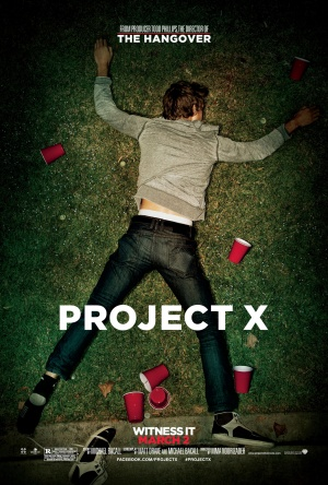 Project X (2012) by The Critical Movie Critics