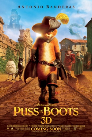 Puss in Boots (2011) by The Critical Movie Critics