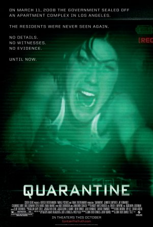 Quarantine (2008) by The Critical Movie Critics