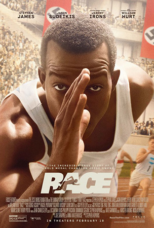 Race (2016) by The Critical Movie Critics