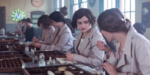 Movie Review:  Radium Girls (2018)