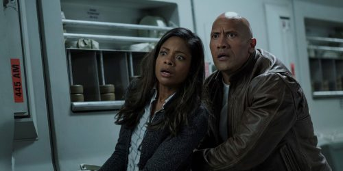 Movie Review:  Rampage (2018)
