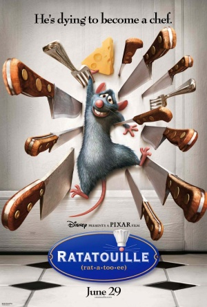 Ratatouille (2007) by The Critical Movie Critics