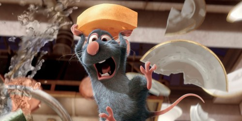 Movie Review: Ratatouille (2007)