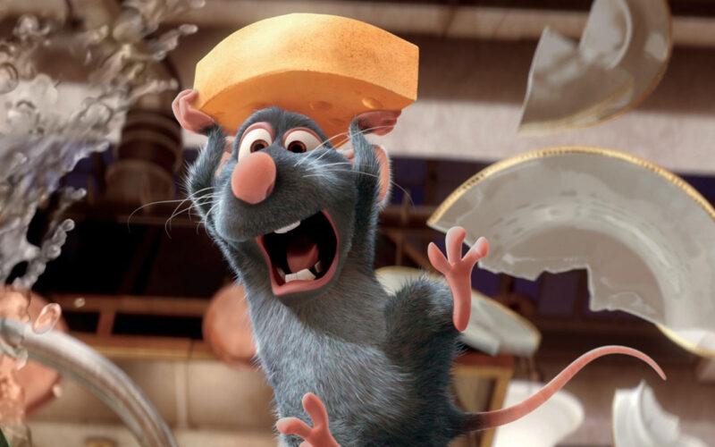 Ratatouille (2007) by The Critical Movie Critics