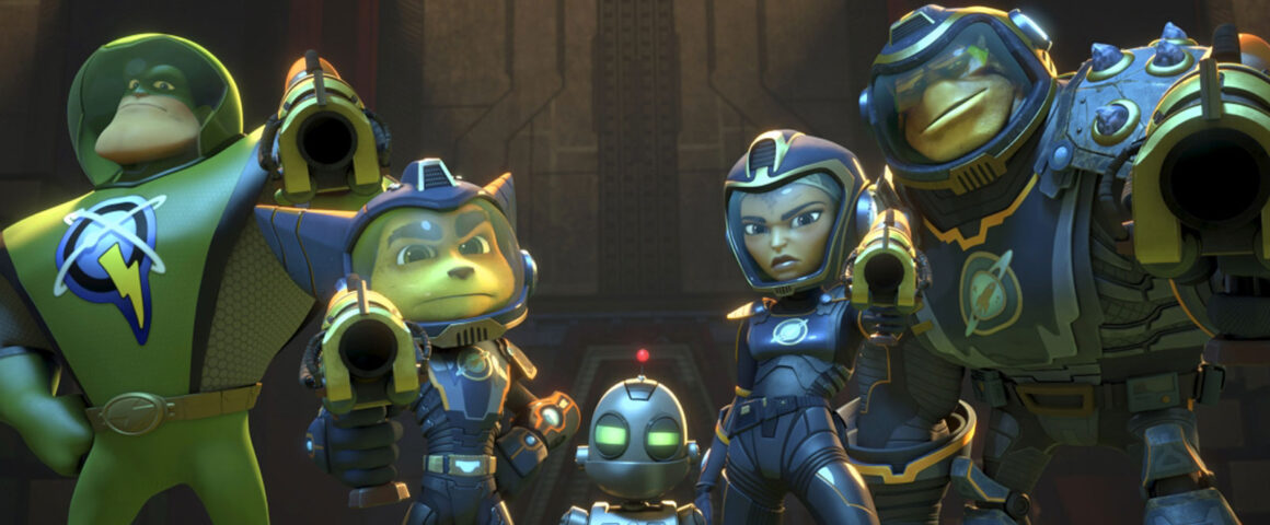 Ratchet & Clank (2016) by The Critical Movie Critics