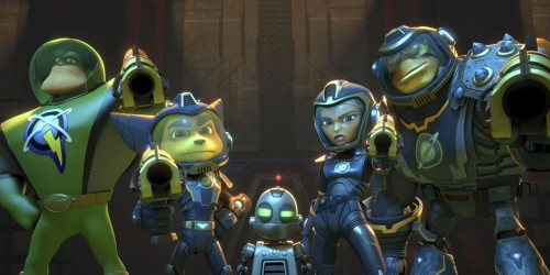 Movie Review: Ratchet & Clank (2016)