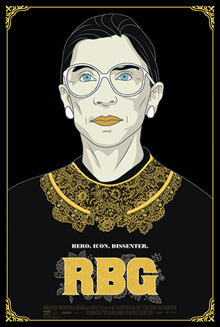 RBG (2018) by The Critical Movie Critics