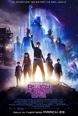 Ready Player One (2018) by The Critical Movie Critics
