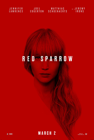Red Sparrow (2018) by The Critical Movie Critics