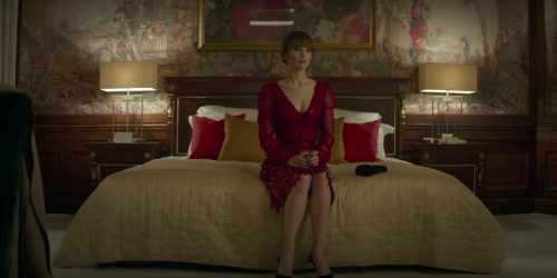 Movie Review:  Red Sparrow (2018)