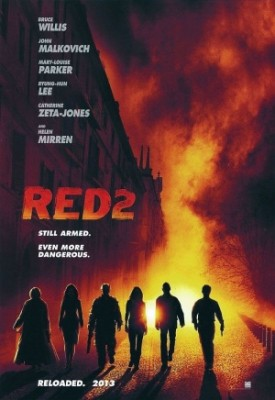 Red 2 (2013) by The Critical Movie Critics