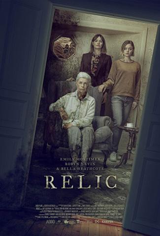 Relic (2020) by The Critical Movie Critics
