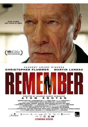 Remember (2015) by The Critical Movie Critics