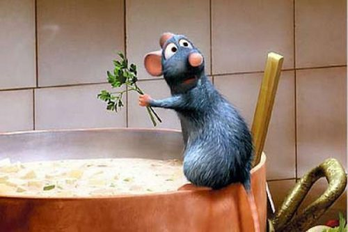 Remy – Top 10 Movie Rodents