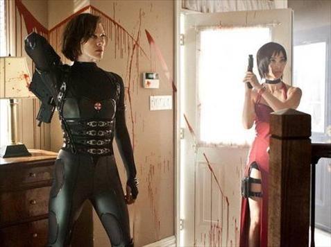 Movie Trailer:  Resident Evil: Retribution (2012)